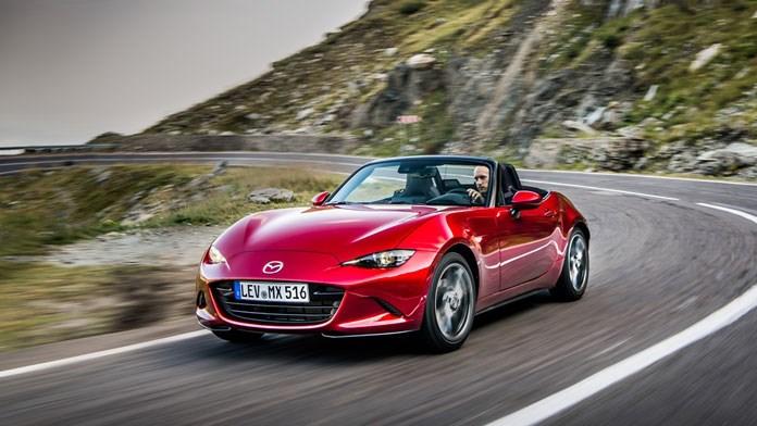 """Mazda MX-5 gewinnt Auto Bild Leserwahl """"Beste Marken"""""""