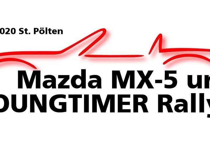 Mazda MX-5 und Youngtimer-Rally 2020