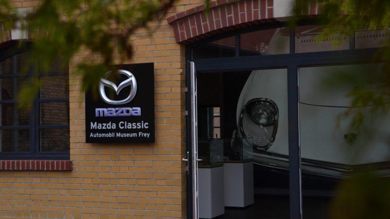 Mazda Museum Frey in Augsburg