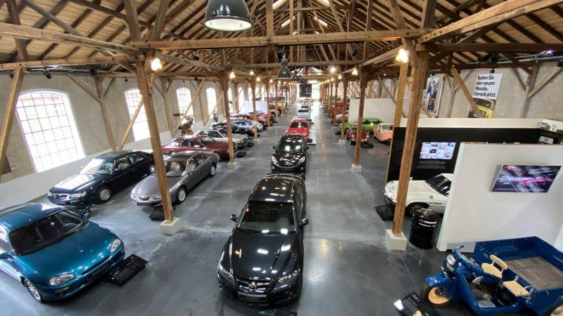 Sonntagsausfahrt – am 2. August 2020 ins Mazda Museum nach Augsburg