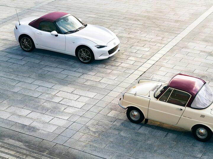 Mazda feiert 100 Jahre