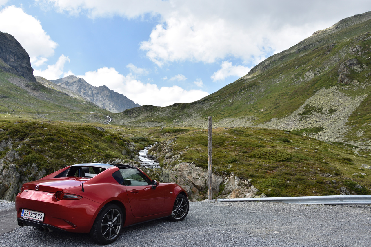 MX-5 Vorarlberg Video