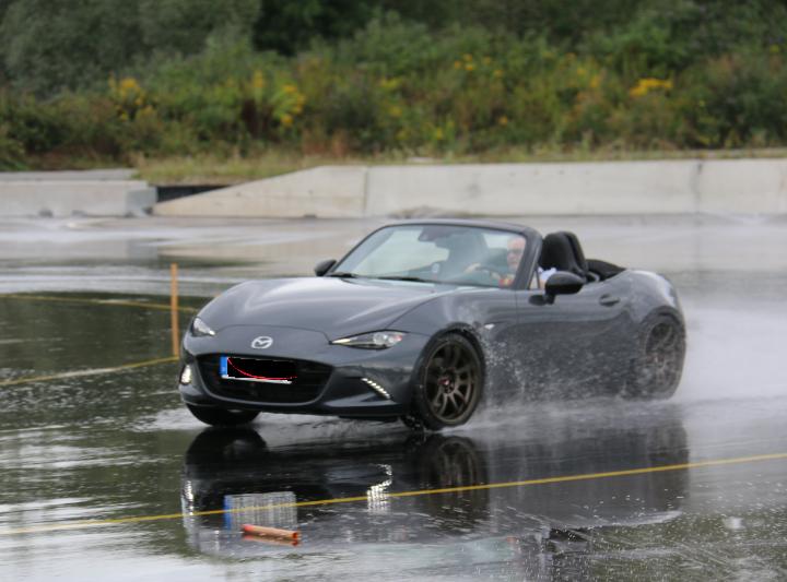 Sondertraining für den MX-5 Roadsterclub Vorarlberg am 21.08.2021