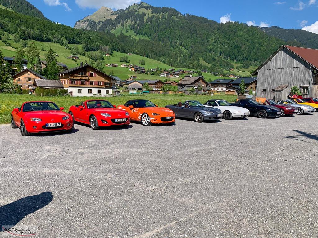 Video Clubausfahrt Hantenjoch und Namlostal
