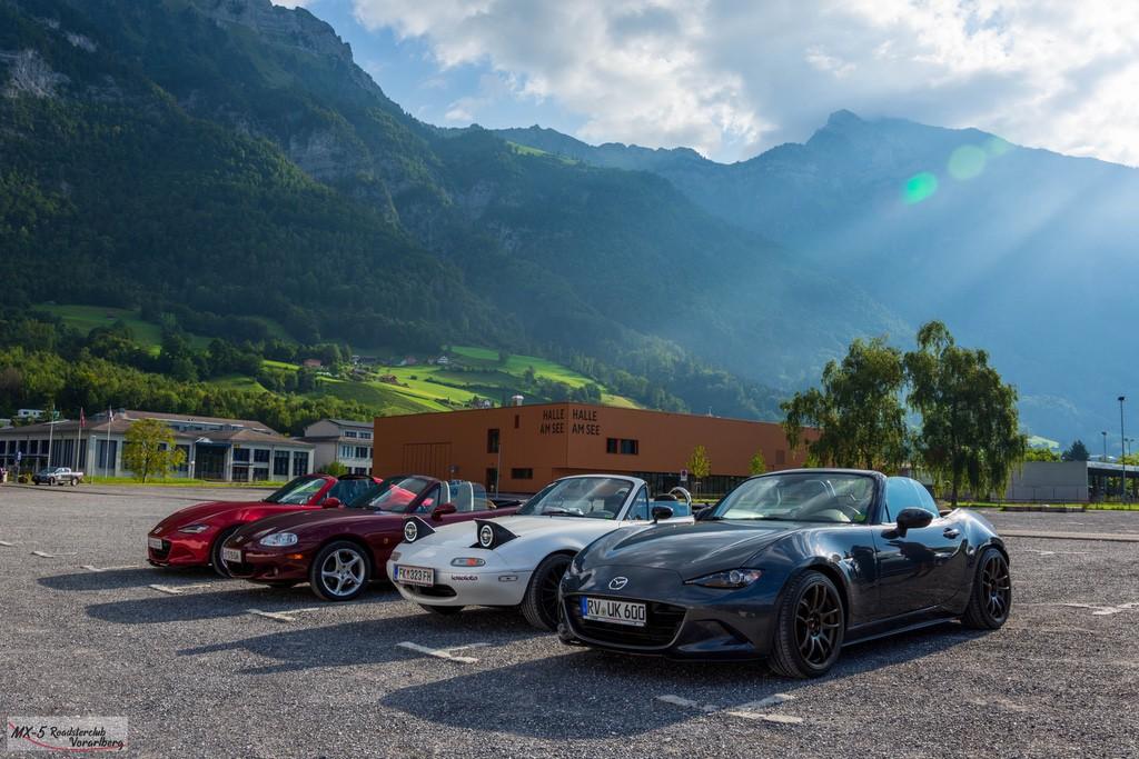 6 Schweizer Pässe Tour am 26. August 2021