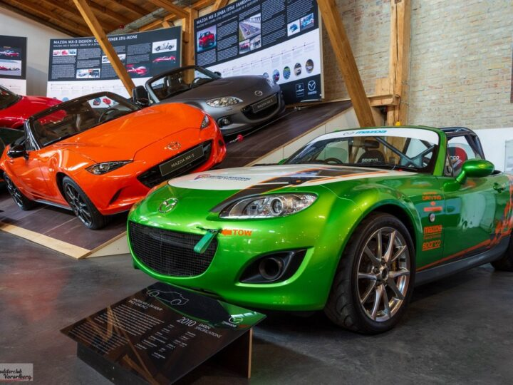 Meet & Greet Mazda Classic – Automobil Museum Frey